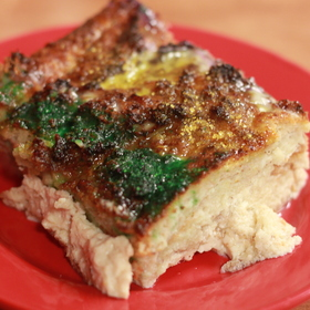 King's Cake Bread Pudding