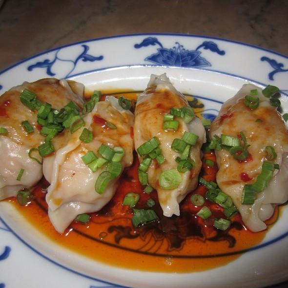 Chicken And Pork Belly Dumplings - Macao Trading Company, New York, NY