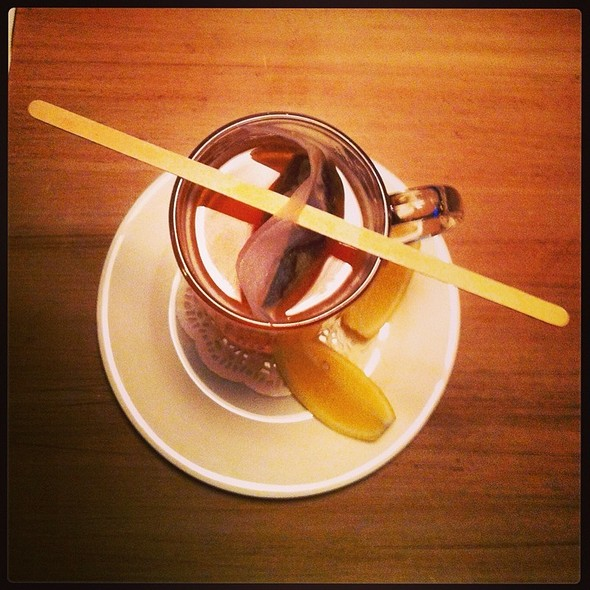 Hot Toddy - Pacific Coast Grill - Cardiff, Cardiff-By-The-Sea, CA