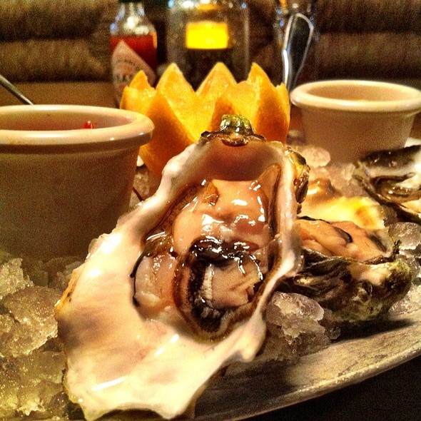 Phantom Creek Oysters - Pacific Coast Grill - Cardiff, Cardiff-By-The-Sea, CA