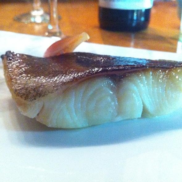 Black Cod - Masu Sushi, Portland, OR