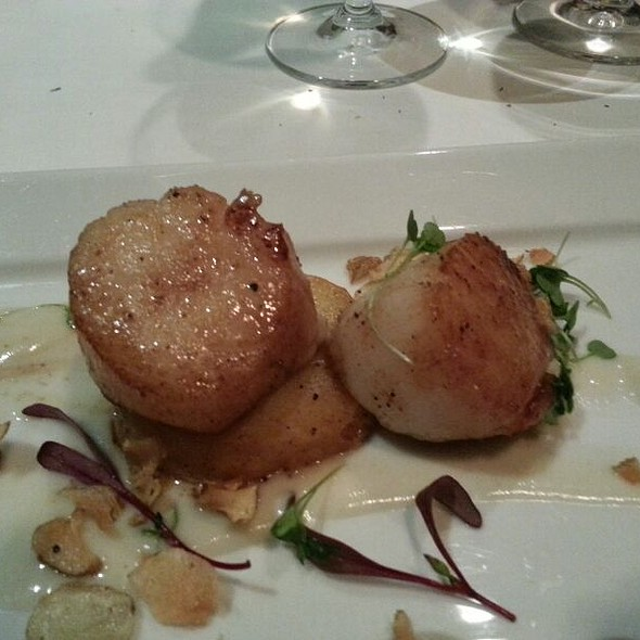 Scallops - Primo at the JW Marriott Starr Pass Resort & Spa, Tucson, AZ