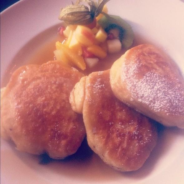 pancakes @ Café Im Literaturhaus