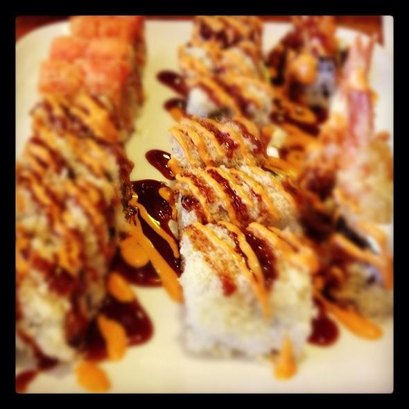 Lisa Lisa Crunch  - Osaka Japanese Steakhouse, Bloomington, MN