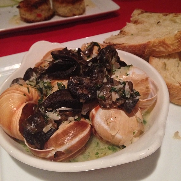 Escargot - Manhattan Steak and Seafood, Orange, CA