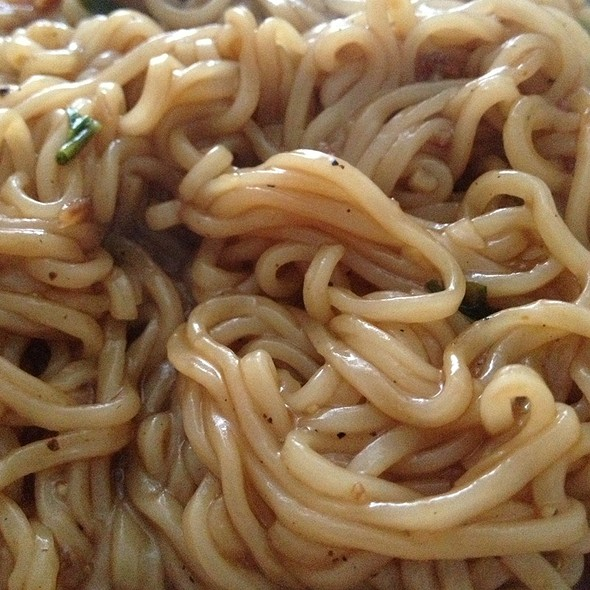 Koka Spicy Black Pepper Flavor Noodles @ Mitsuwa Marketplace