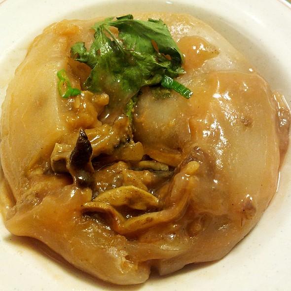 Pork Stuffed Rice Mochi @ Taipei Kitchen