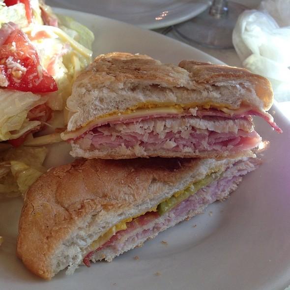 Cuban Sandwich - Columbia Restaurant - St. Augustine, St. Augustine, FL