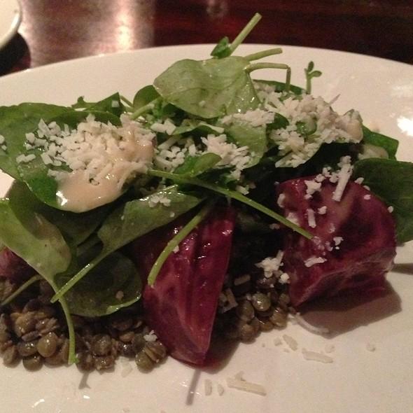 Roasted Beet Salad - Brick & Bottle, Corte Madera, CA