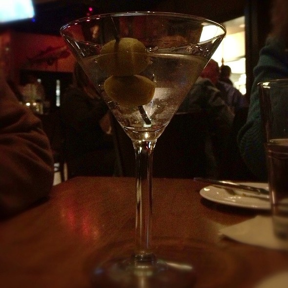 Dry Martini - The Southern, Nashville, TN