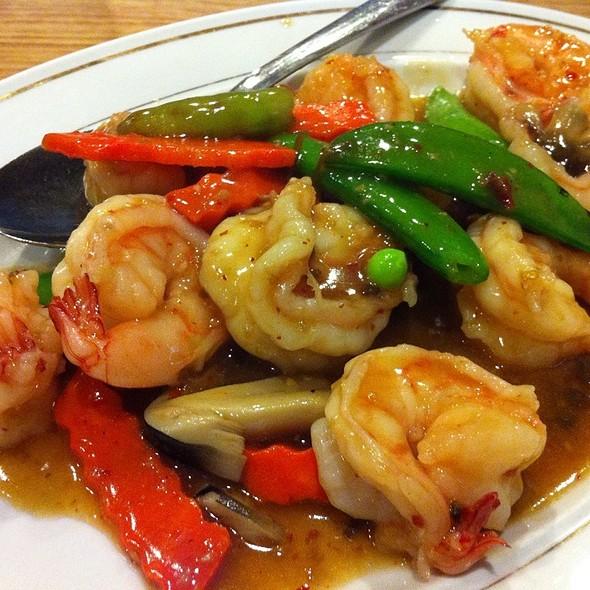 XO Shrimp @ Jen Jens Authentic Chinese Restaurant