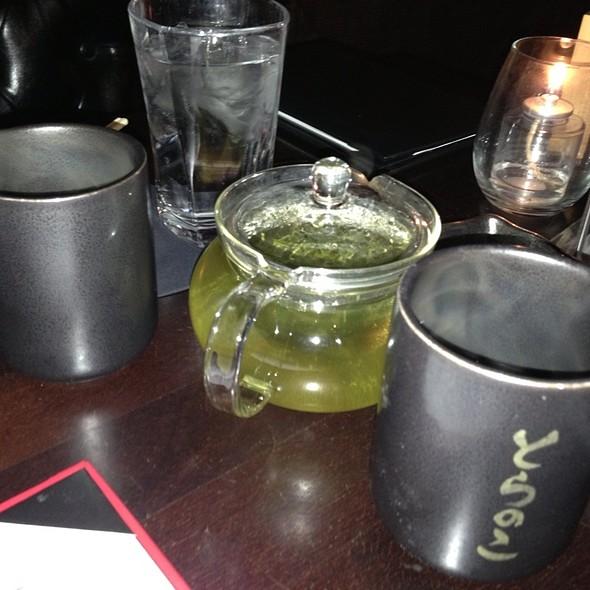 Green Tea @ Aburiya Toranoko
