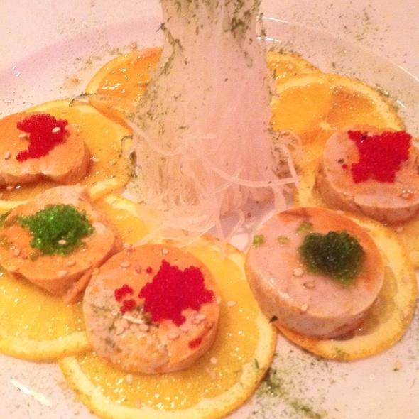 Monkfish Liver - Yanagi Sushi & Grill, Dublin, CA