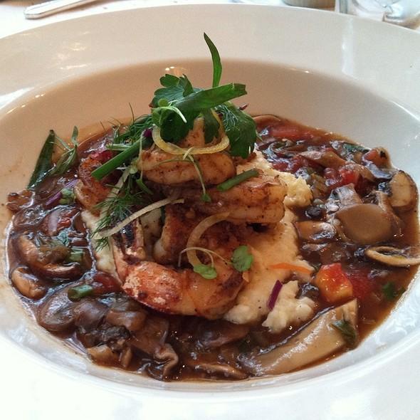 Shrimp and Grits @ Commander's Palace Restaurant