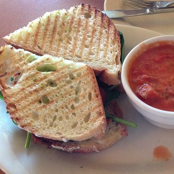 Eggplant Milanese - Kafe 421, Minneapolis, MN