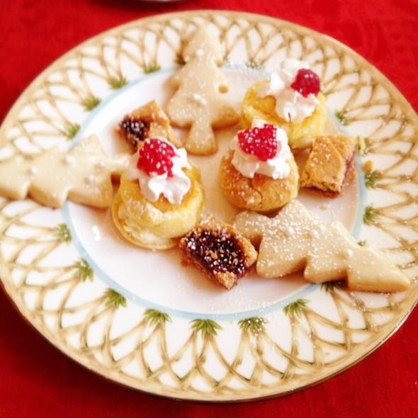 Cookies - The Denver Tea Room, Denver, CO