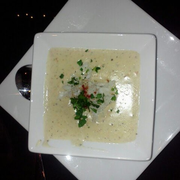 She Crab Bisque @ Chef's Table