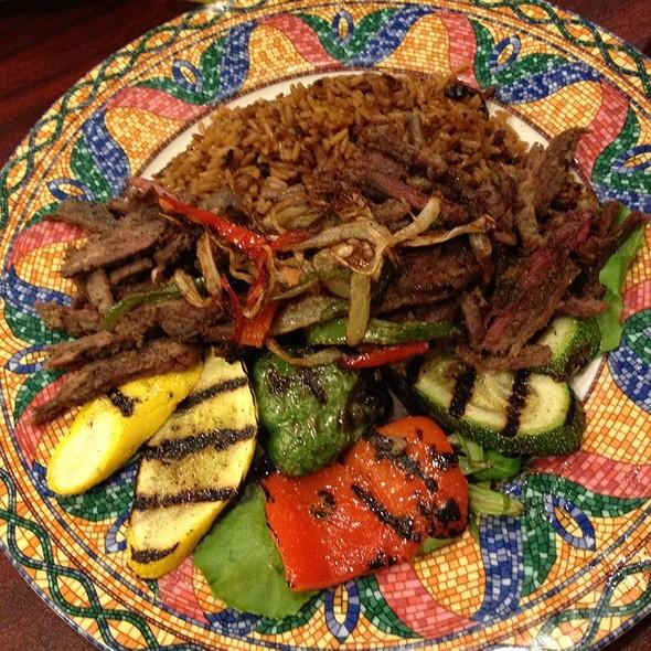 Lamb/Beef Shawema - Cleopatra Restaurant, High Point, NC