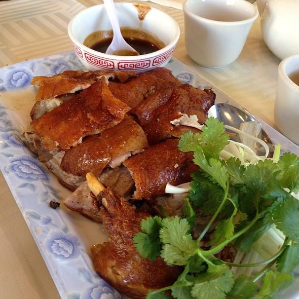 Half Peking Duck @ Hop Woo
