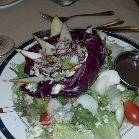 Bosc Pear Salad - The Roycroft Inn, East Aurora, NY