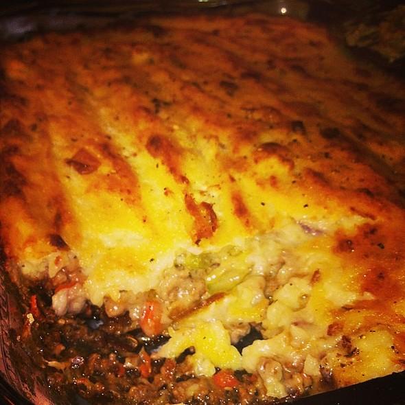 Homemade Shepherd's Pie @ Giannotti's Bistro & Grille