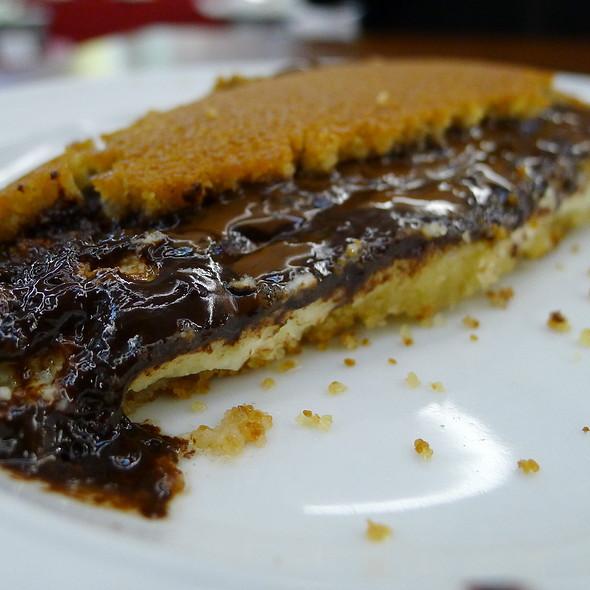 Chocolate Kunefe @ El Sweetie