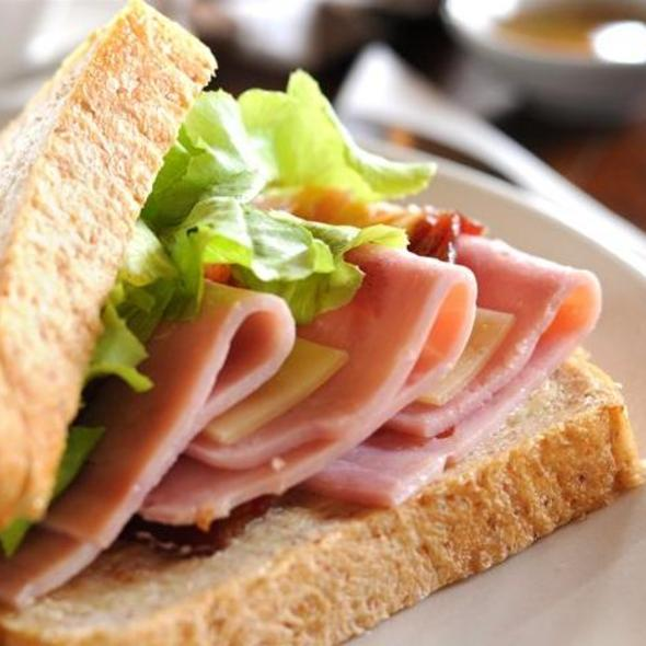 Hearty Sandwich @ The Vijitt Resort