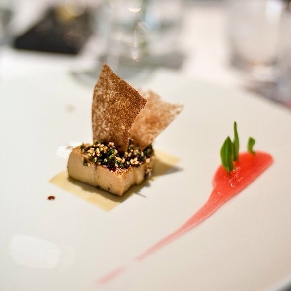 Roast Foie Gras