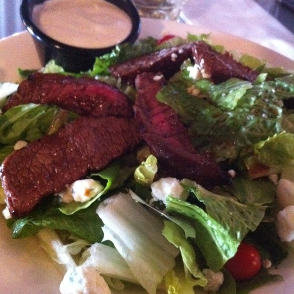 Steak Salad @ The Distillery