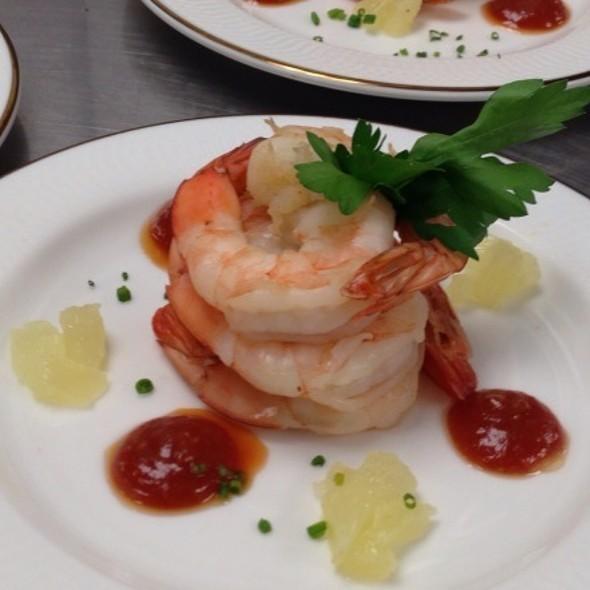 Shrimp Cocktail @ Eau Gallie Yacht Club