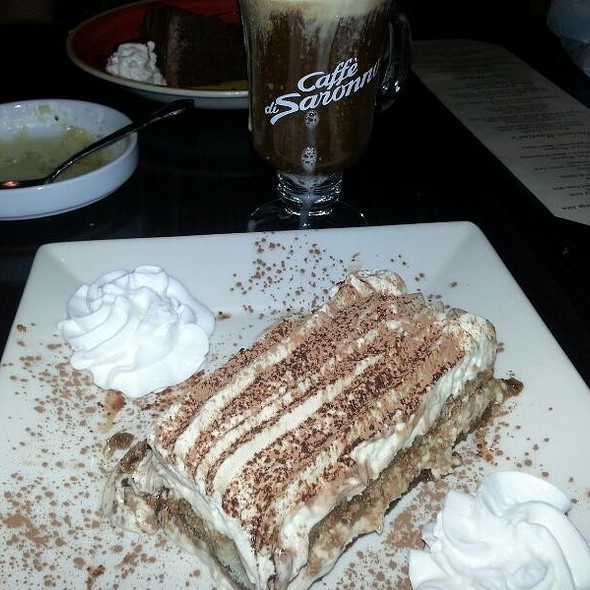 Tiramisu - Italian Affair Restaurant, Glassboro, NJ