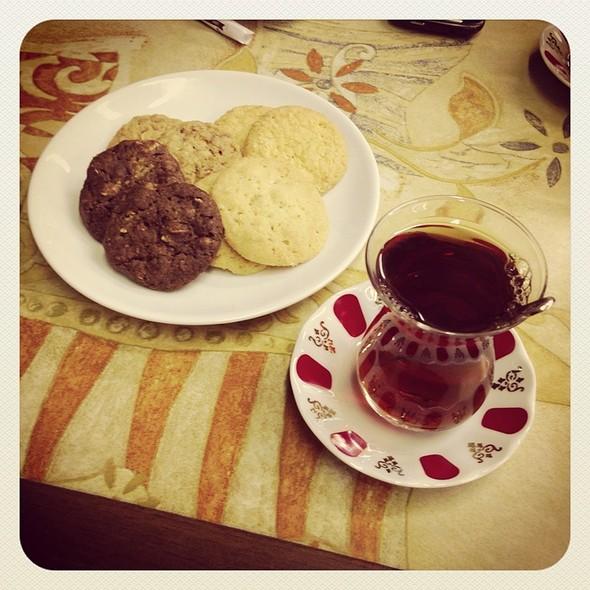 Cookie @ Meshur Kirecburnu Firini