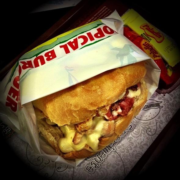 Cheese Tropical @ Tropical Burger
