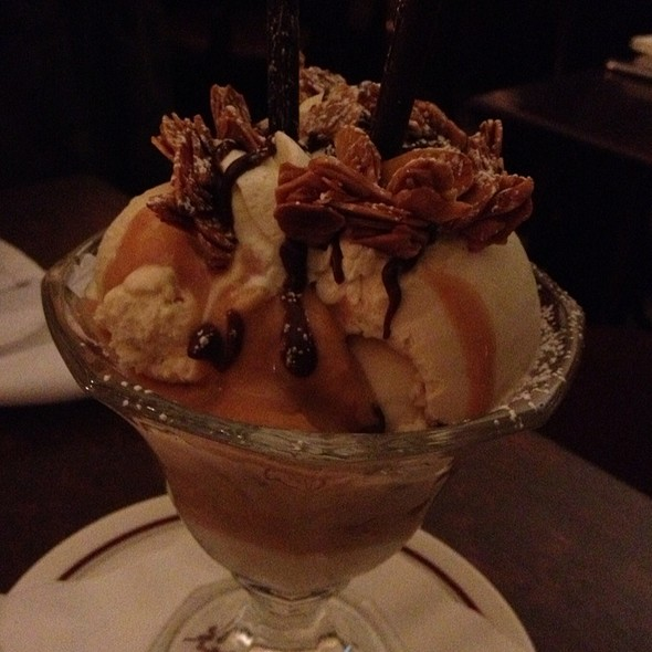 Banoffee Sundae @ The Press Room (Hong Kong)