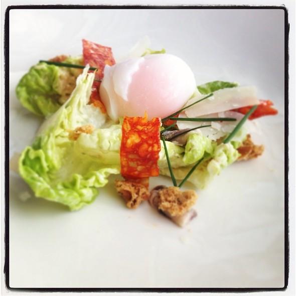 Caesar Salad @ Water Library