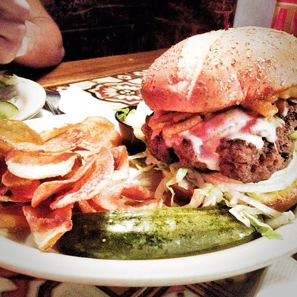 A1 Burger
