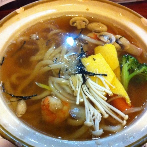 Nabe Udon @ Nagomi Sushi