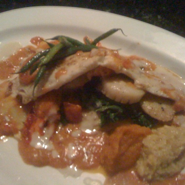 Scallop&lobster Stuffed Trout - Sperata, Buford, GA