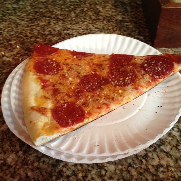 Slice of Pepperoni Pizza @ Pizza Bash