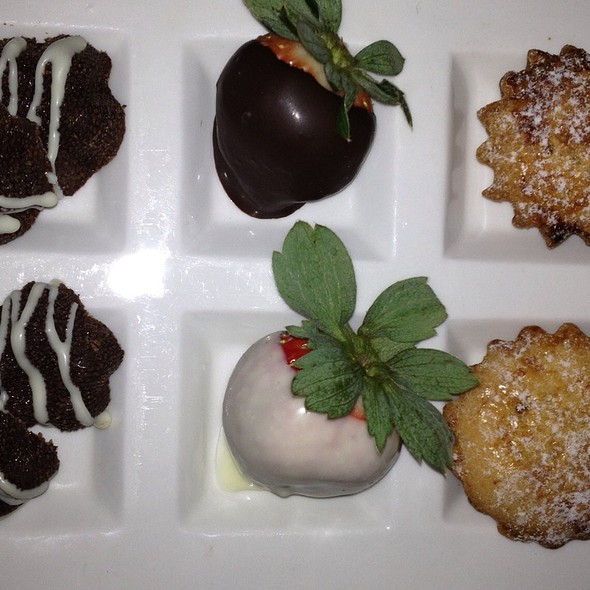 Assorted Petit Desserts