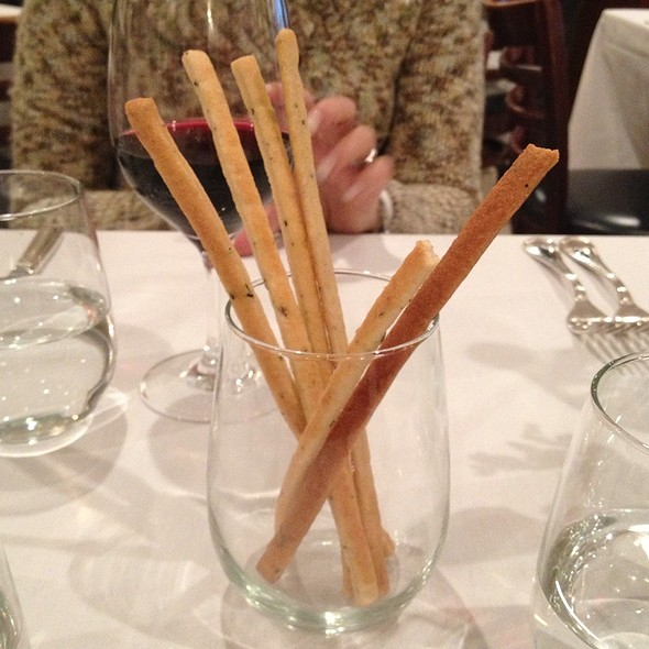 Grissini Breadstick - Nello, New York, NY