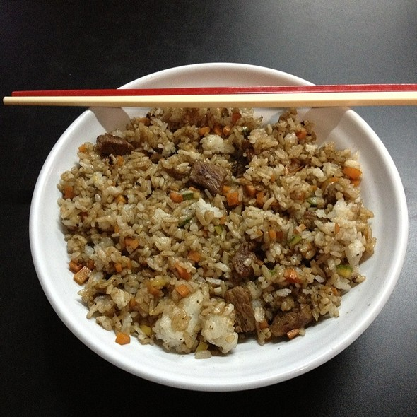Yakimeshi Rice