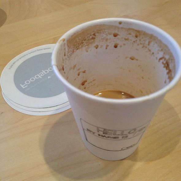 Cappuccino @ Cento