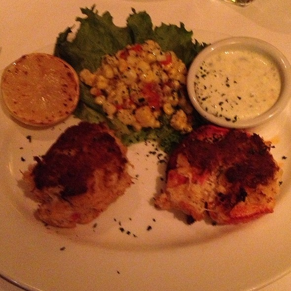 Lobster And Crab Cakes Capital Grille