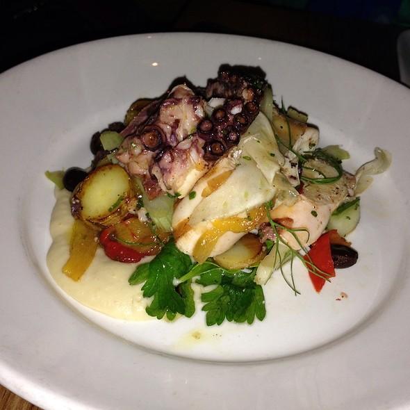 Grilled Octopus - Barbuzzo Restaurant, Philadelphia, PA