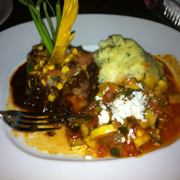 Meatloaf - Lottinville's Restaurant and Bar, Edmond, OK