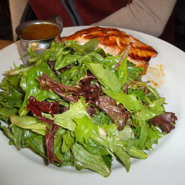 Grilled Salmon Salad - Markt, New York, NY