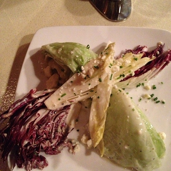 Wedge Salad - Strip Steakhouse, Avon, OH