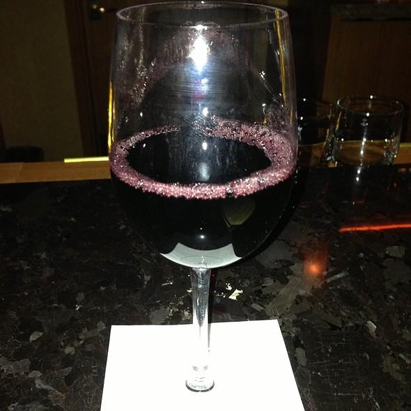 """Concannan """"Crimson & Clover"""" Blended Red Wine - Panevino Restaurant, Las Vegas, NV"""