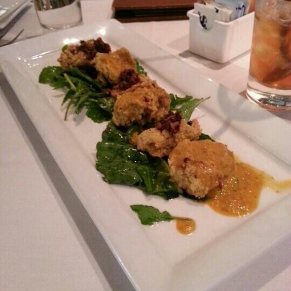 Fried Oyster @ Sorrel Urban Bistro